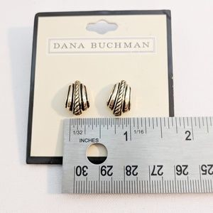Dana Buchman Jewelry - 💥3 for $25💥 Dana Buchman Gold Earrings